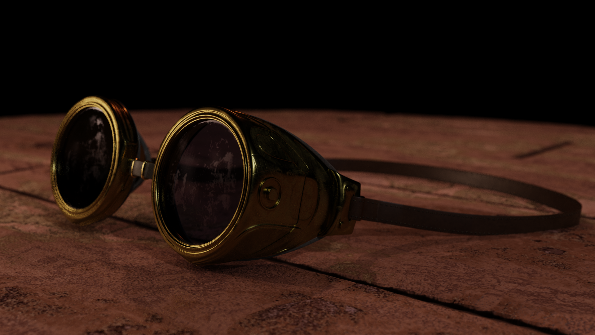 Goggles final render